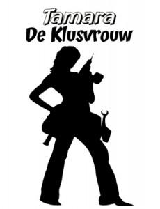 Tamara De Klusvrouw Logo Homepage